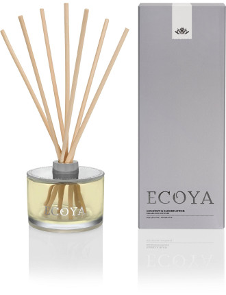 Reed Diffuser 200ml - Coconut & Elderflower