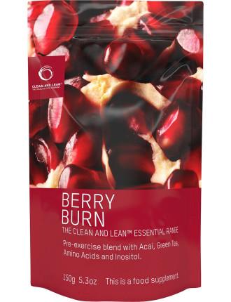 Berry Burn 150g