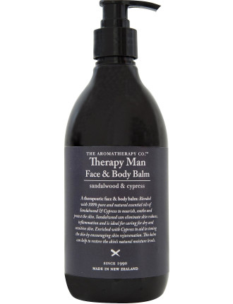 Man Face & Body Balm 500ml