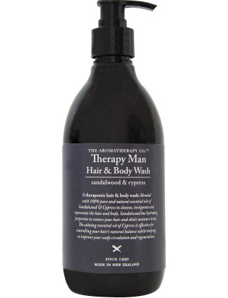 Man Hair & Body Wash 500ml