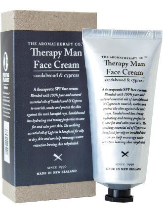 Man SPF Face Cream 75ml