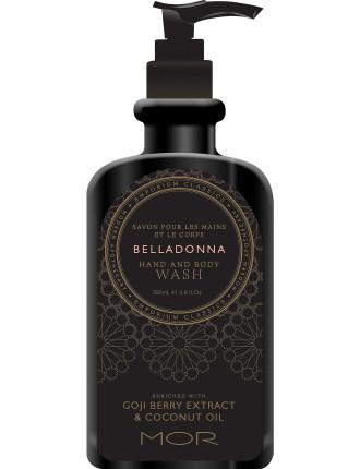 Emporium Hand & Body Wash 350ml - Belladonna