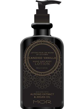 Emporium Hand & Body Lotion 350ml - Candied Vanilla