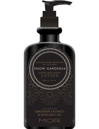 Emporium Hand & Body Lotion 350ml - Snow Gardenia