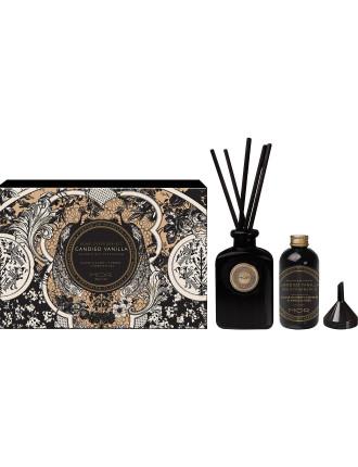 Emporium Home Diffuser Kit 200ml - Candied Vanilla