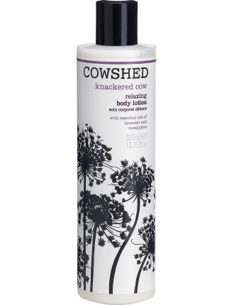 Knackered Cow Relaxing Body Lotion 300ml