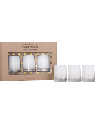 Therapy Trio Votive Candle Gift Set