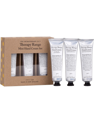 Therapy Trio Mini Hand Cream Gift Set