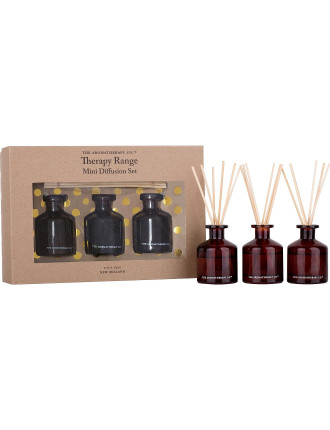 Therapy Trio Mini Diffusion Gift Set