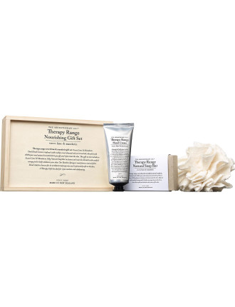 Therapy Wooden Gift Set - Sweet Lime & Mandarin