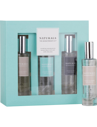 Naturals Trio Mini Room Spray Gift Set