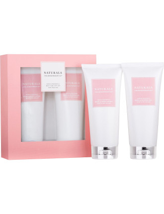 Naturals Body Care Gift Set - Rose & Patchouli