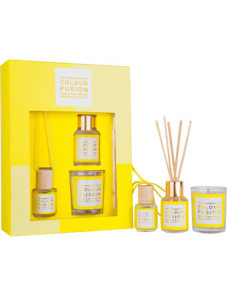 Colour Fusion Gift Set - Pear & Peach Nectar