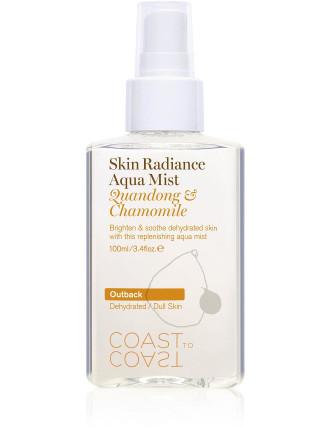 Coast To Coast Skin Radiance Aqua Mist