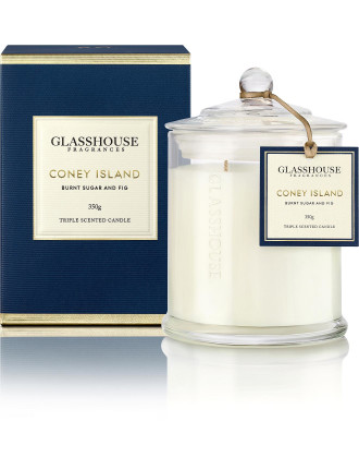 Triple Scented Candle Coney Island 350g