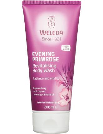 Weleda Evening Primrose Revitalising Body Wash, 200ml