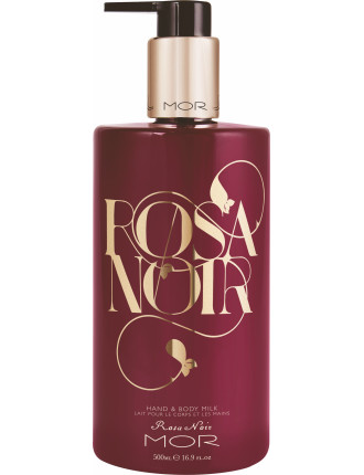 Rosa Noir Hand & Body Milk 350ml