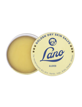 Dry Skin Salve Tin Allover cream 12.5g