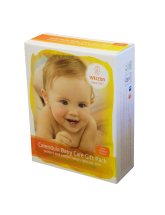 Calendula Baby Care Gift Pack