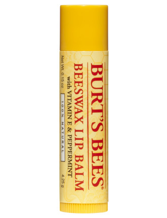 Beeswax Lip Balm Tube 4.25g