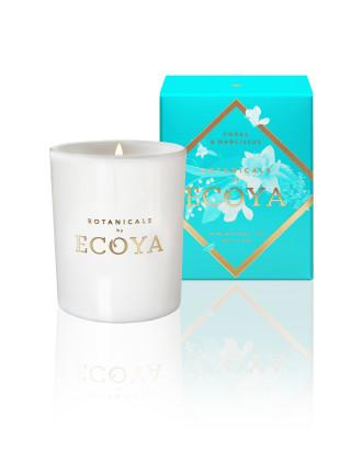 Ecoya Mini Botanic Jar - Coral & Narcissus