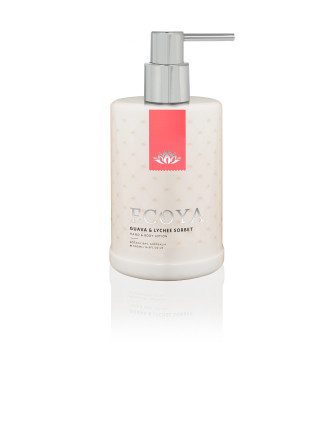 Hand & Body Lotion - Guava & Lychee Sorbet