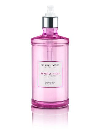 Glasshouse Beverly Hills - Pink Lemonade Hand Wash