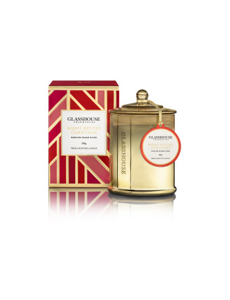 Glasshouse Night Before Christmas Triple Scented Candle