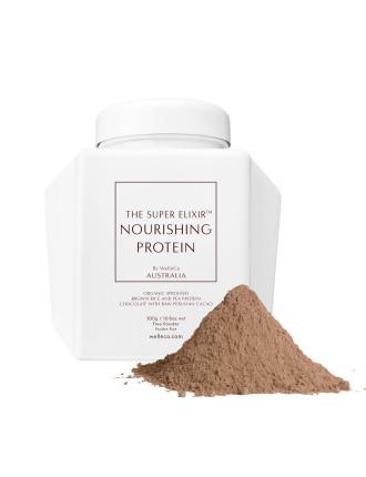 The Super Elixir Nourishing Protein White Caddy