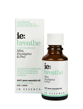 IN ESSENCE Breathe Oil Blend