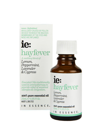 IN ESSENCE Hayfever Oil Blend