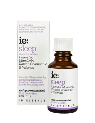 IN ESSENCE Sleep Oil Blend