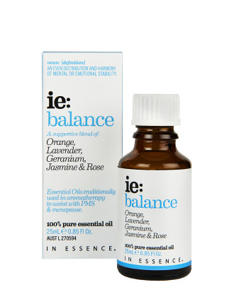 IN ESSENCE Balance Oil Blend