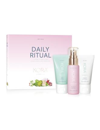 Daily Ritual Kit - Dry