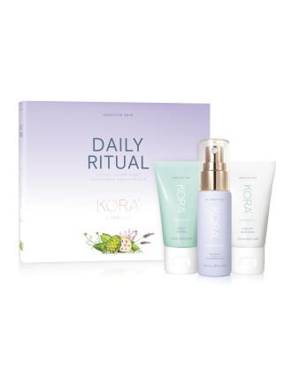 Daily Ritual Kit - Sensitive