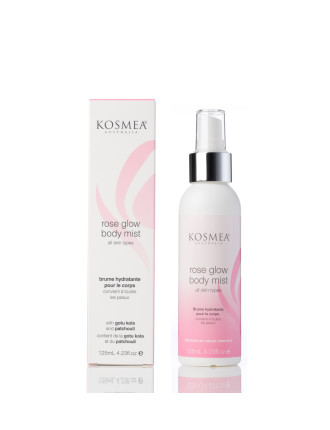 KOSMEA Rose Glow Body Mist
