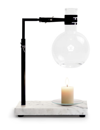 Essential Oil Burner Marble