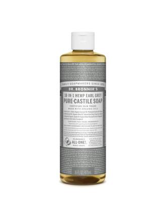 Pure-Castile Liquid Soap Earl Grey  473mL