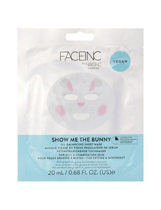 SHEET MASK Show me the Bunny