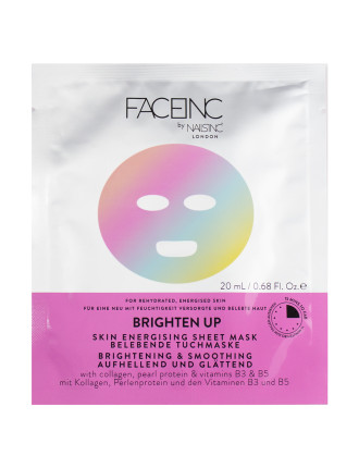 SHEET MASK Brighten up