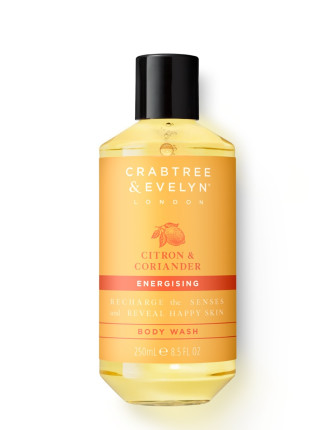 Citron & Coriander Body Wash 250ml