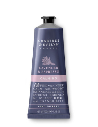 Lavender & Espresso Hand Therapy 100ml