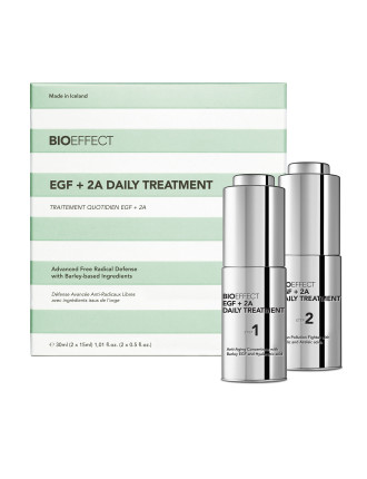 BIOEFFECT - EGF +2A Daily Treatment
