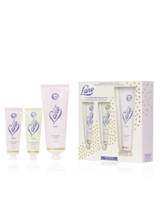 Lano Hand Cream Trio (1 Full size, 2 mini)