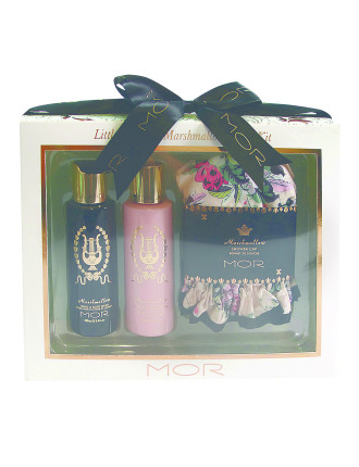 Little Luxuries Marshamallow Travel Kit