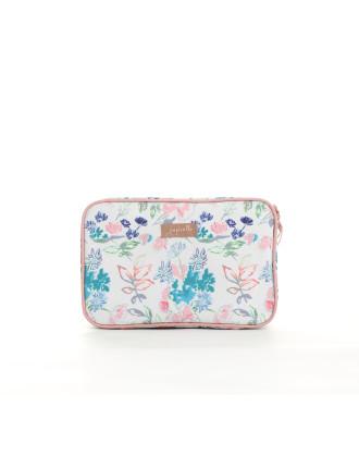 Cosmetic Bag Large Fold Out - Lola