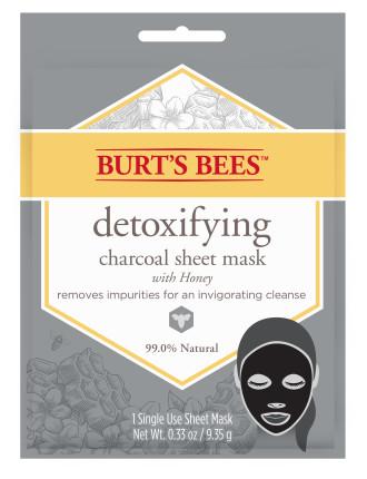 Face Sheet Mask - Detoxifying - Single Use