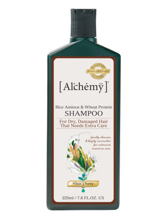 Rice Aminos & Wheat Proteins Shampoo 225ml