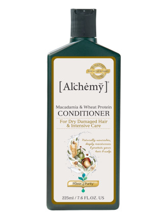 Macadamia & Wheat Protein Treatment Conditioner