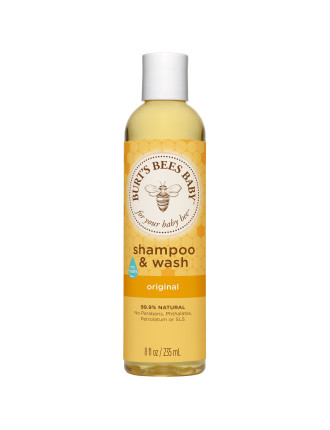 Baby Bee Shampoo & Wash 235ml